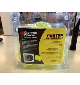 Gamma Sports Photon Outdoor Balls 3 Pack