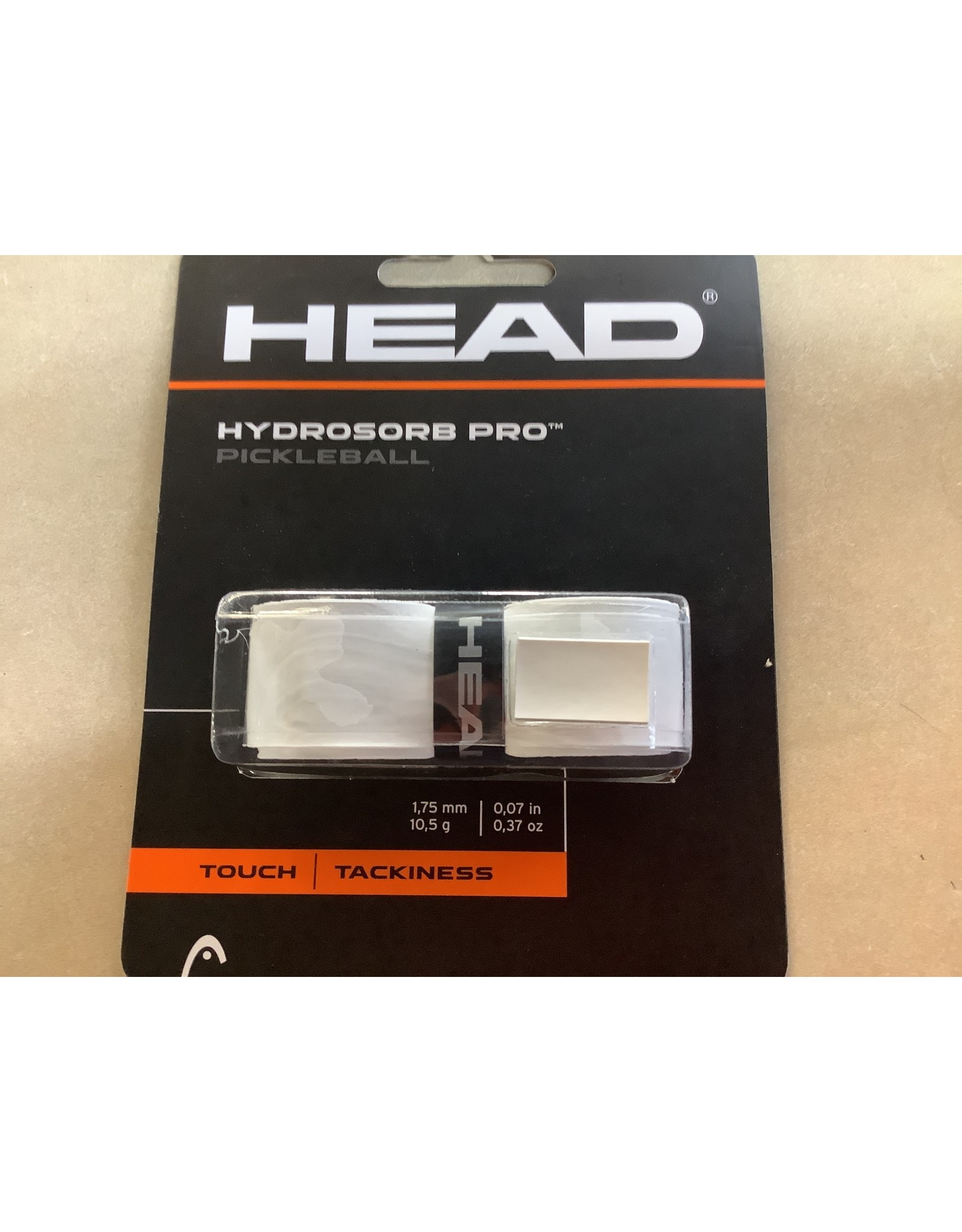 Head Hydrosorb Pro Pickleball Racquet Grip White