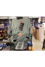Shock Doctor Shockskin 3-Pad Short Sleeve Impact Shirt