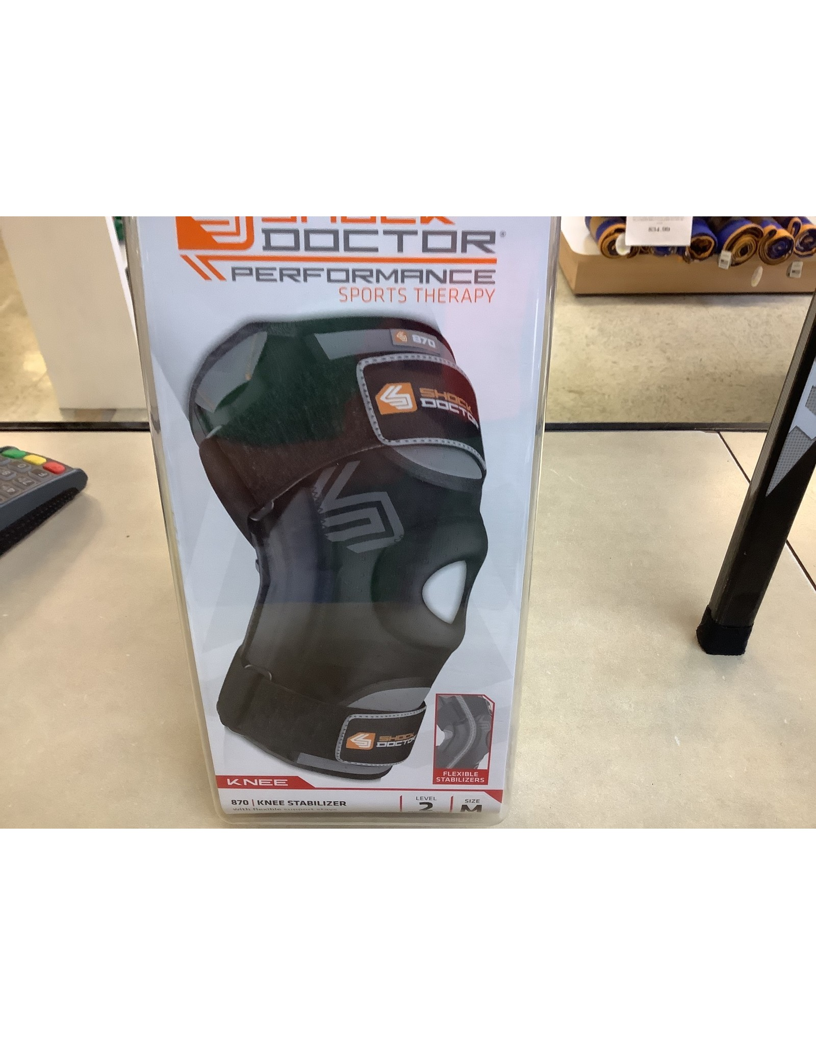 Shock Doctor 870 Knee Stabilizer