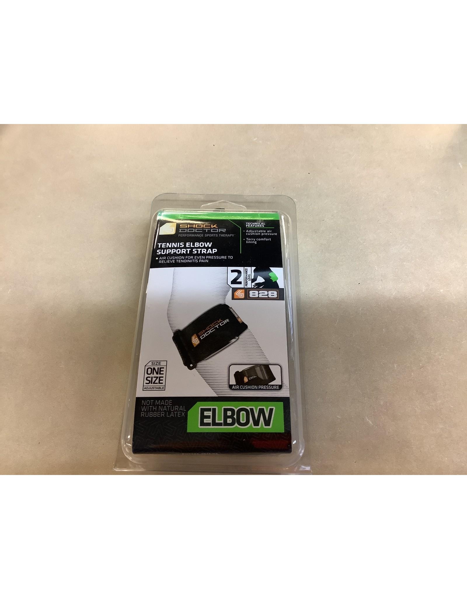 Shock Doctor Tennis Elbow Support Strap w/ Air Cushion