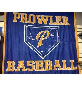"""Grandma Pants Prowler Baseball Fleece Blanket 60""""x72"""""""