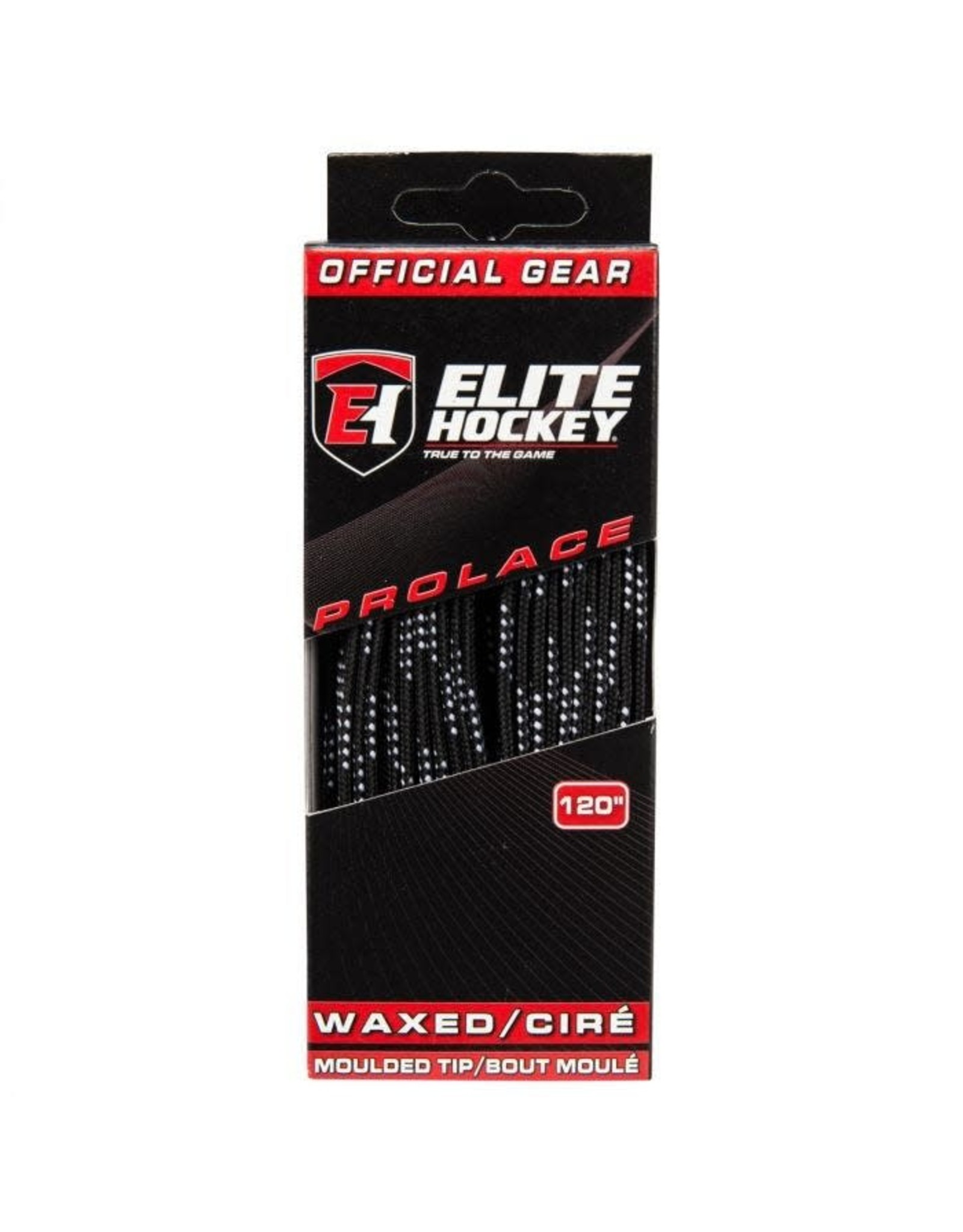 Elite Hockey Elite Hockey Prolace Waxed