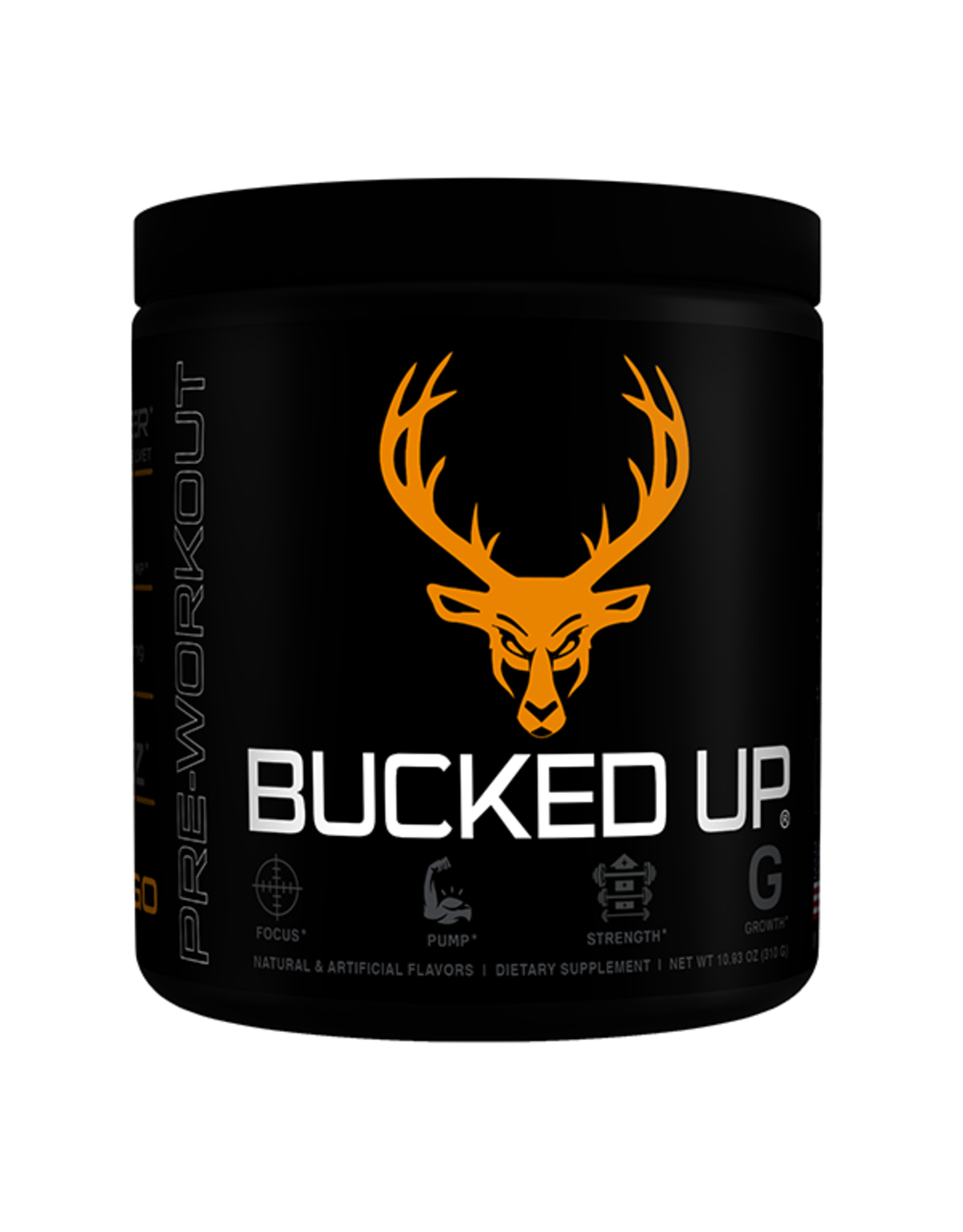 Bucked Up Bucked Up, Pre-Workout, 10.56 oz (299 g)