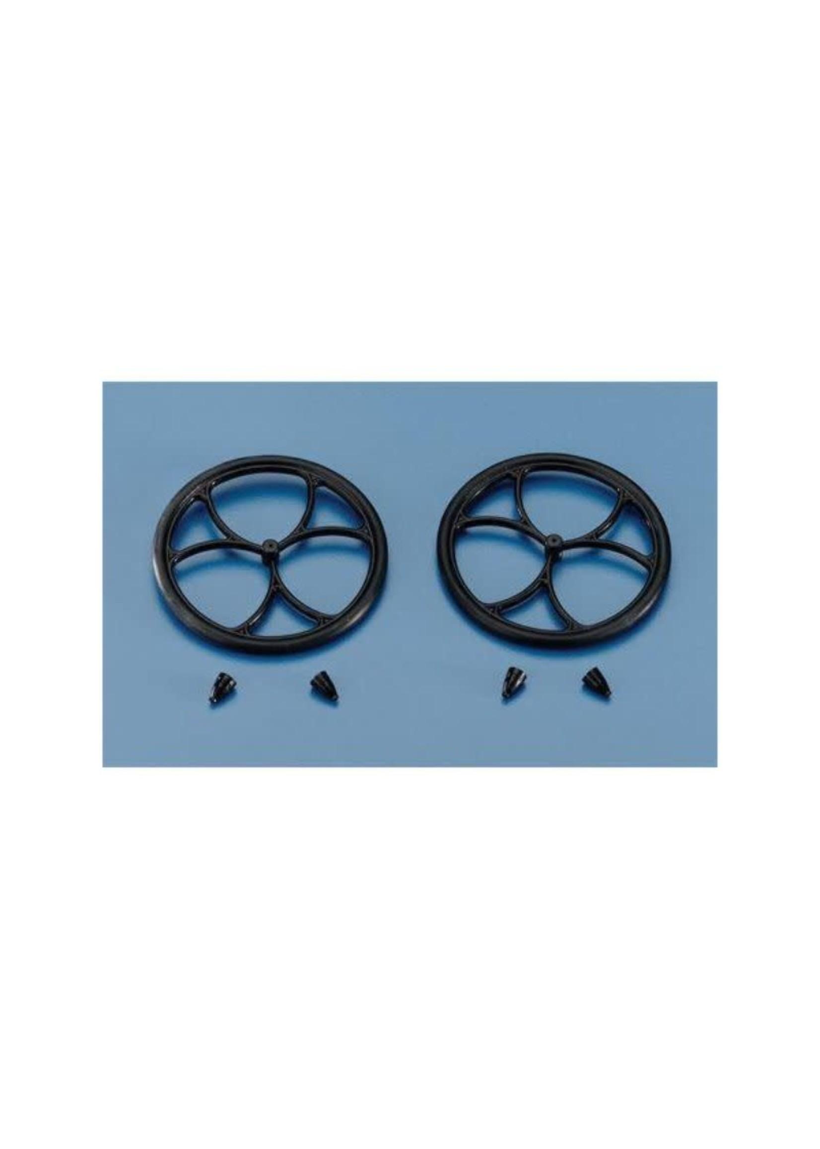 Dubro DUB150ML Dubro 1-1/2'' Micro Lite Wheels