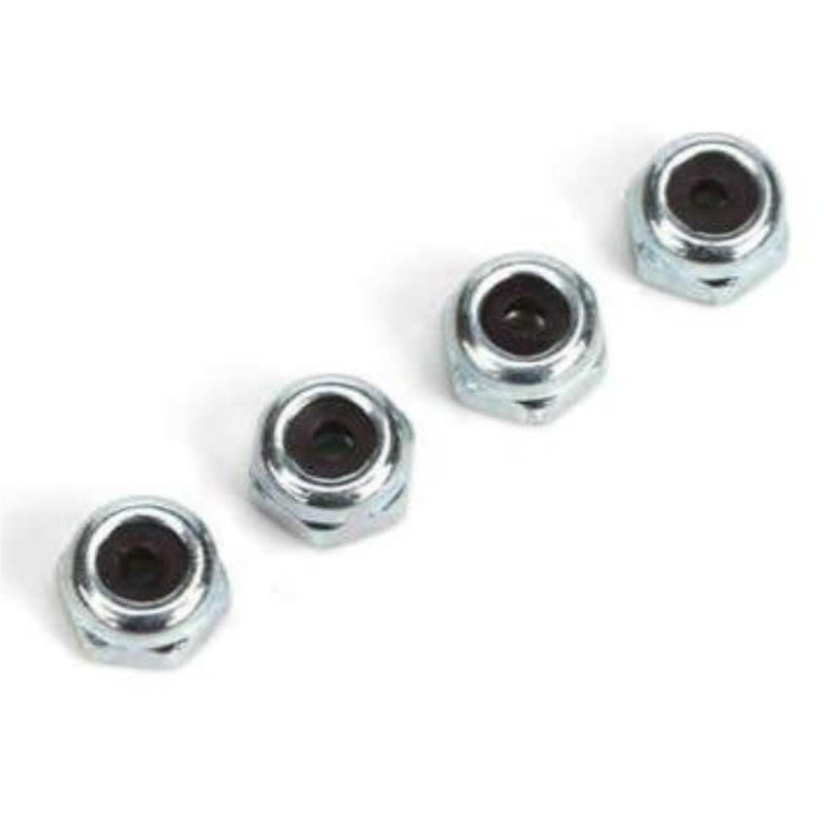 Dubro DUB168 Dubro Nylon Insert Lock Nuts 2-56