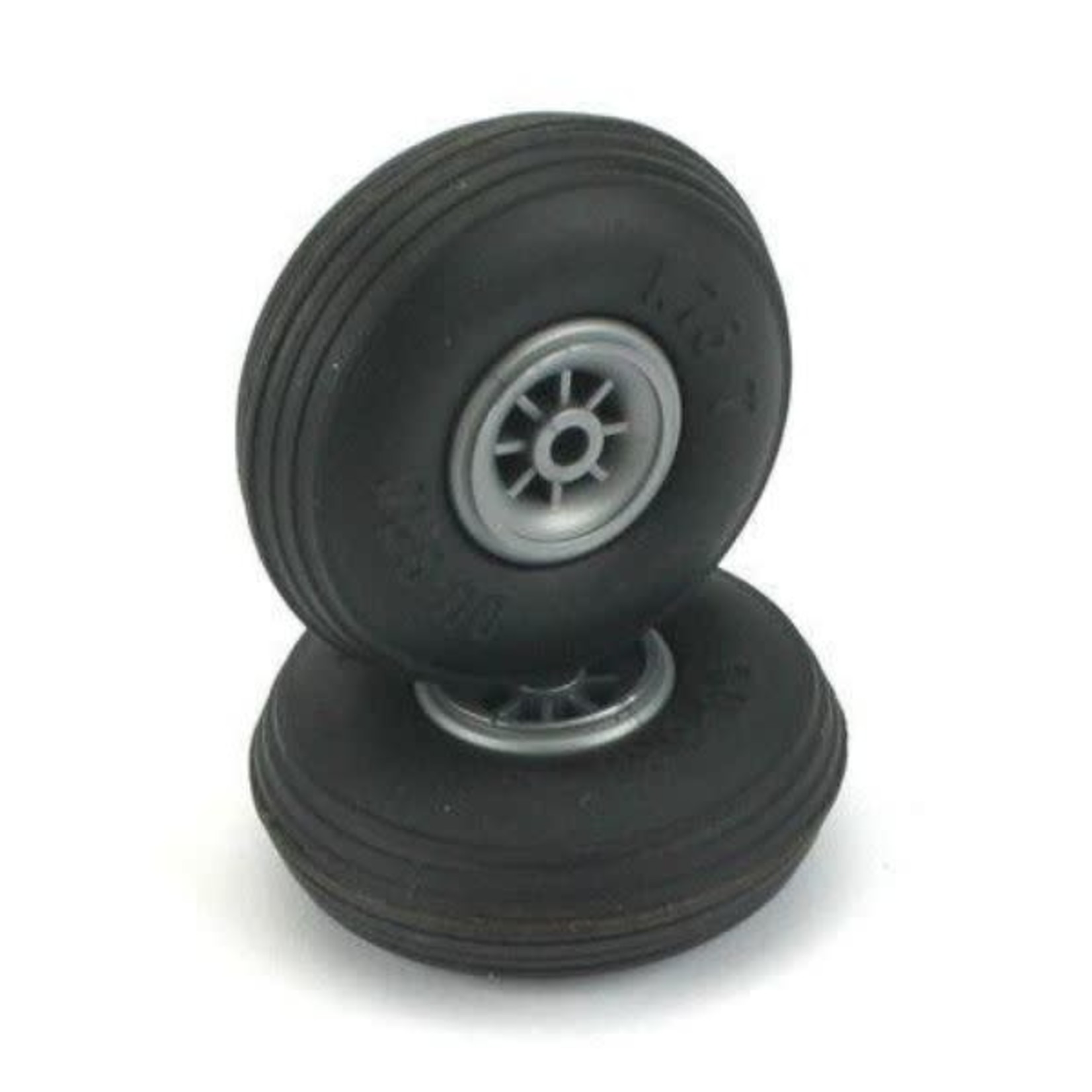 Dubro DUB300T Dubro 3'' Dia Treaded Surface Wheels