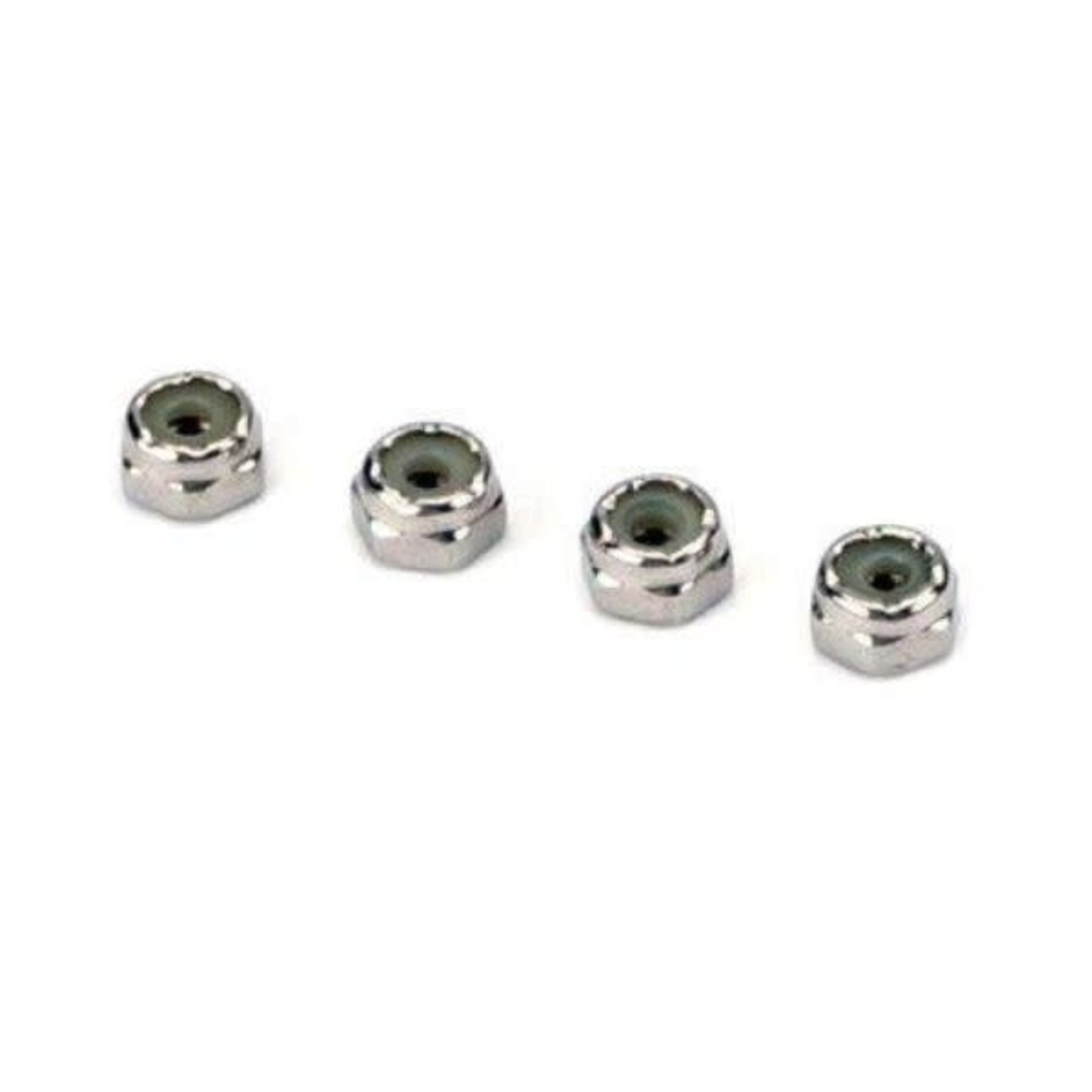 Dubro DUB3113 Dubro SS 6-32 Nylon Insert Lock Nuts