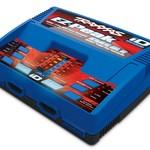 Traxxas TRA2972 Traxxas Charger, Ez-Peak Dual, 100W, Nimh/Lipo with ID Auto Battery IDentification