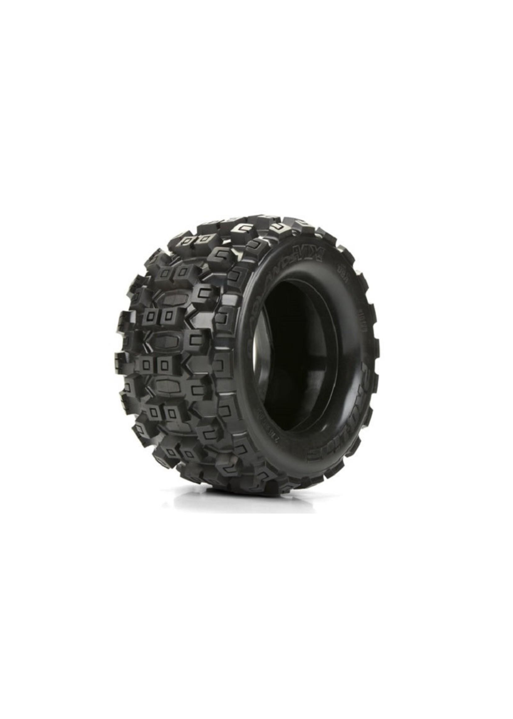 Pro-Line Racing PRO10125-00 Pro-Line Badlands MX28 30 Series 2.8'' Tire (2) (M2)