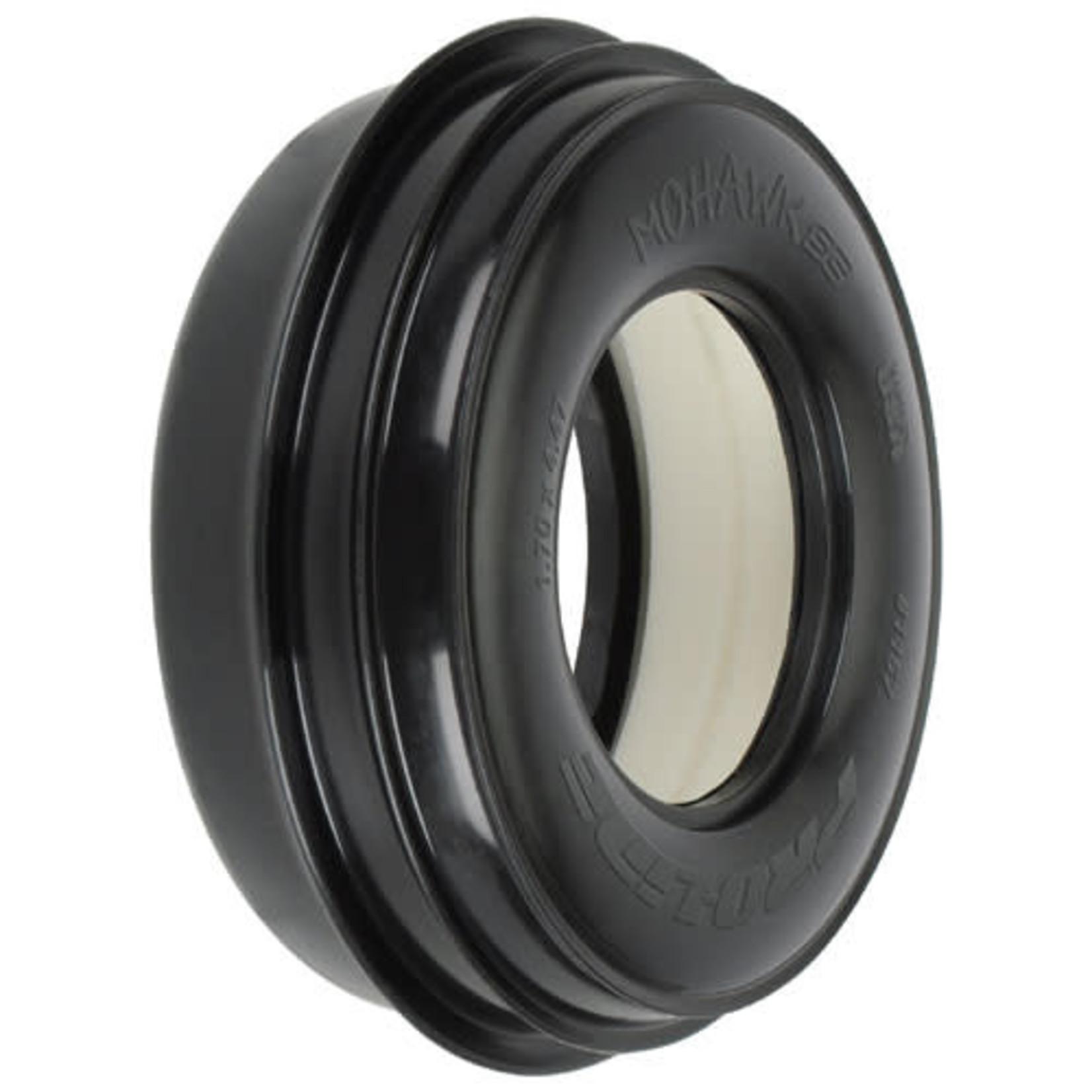 Pro-Line Racing PRO1157-00 Pro-Line Front Mohawk SC 2.2/3 Tires: SLH, SC10, Bl(2)