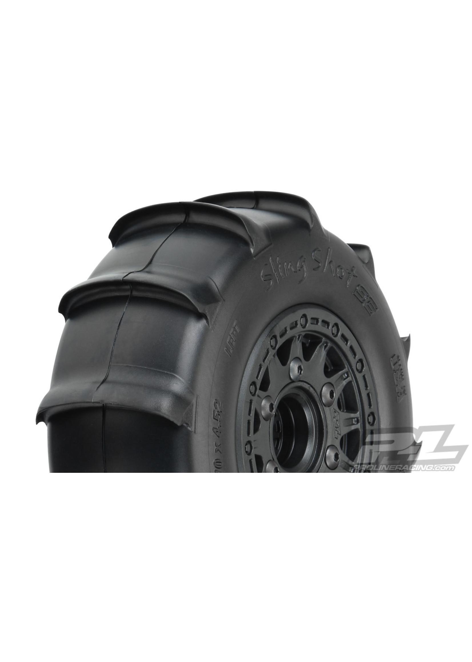 Pro-Line Racing PRO1158-10 Pro-Line Sling Shot SC MTD Raid 6x30 Slash 2wd/4WD F/R