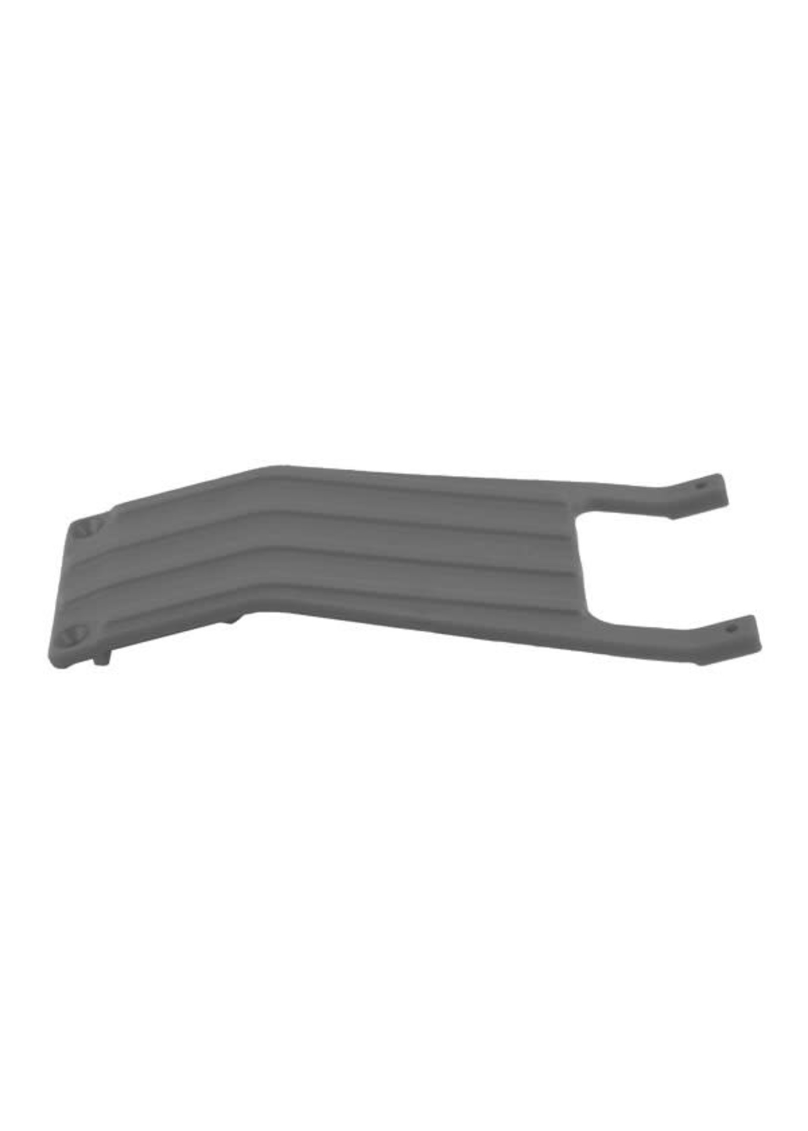 RPM RPM81256 RPM Front Skid Plate, for Slash, Gray