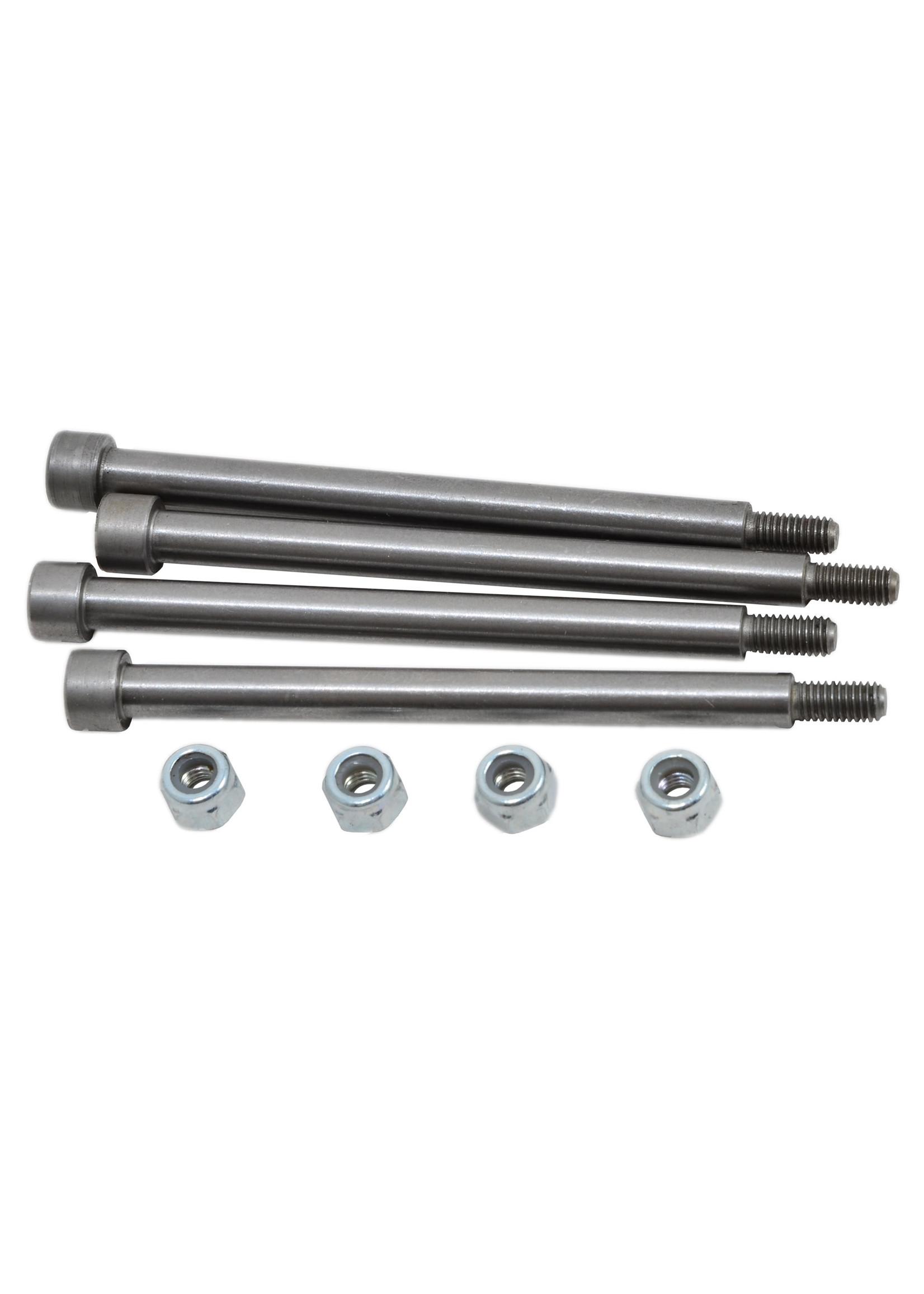 RPM RPM70510 RPM Threaded Hinge Pins for the Traxxas X-Maxx