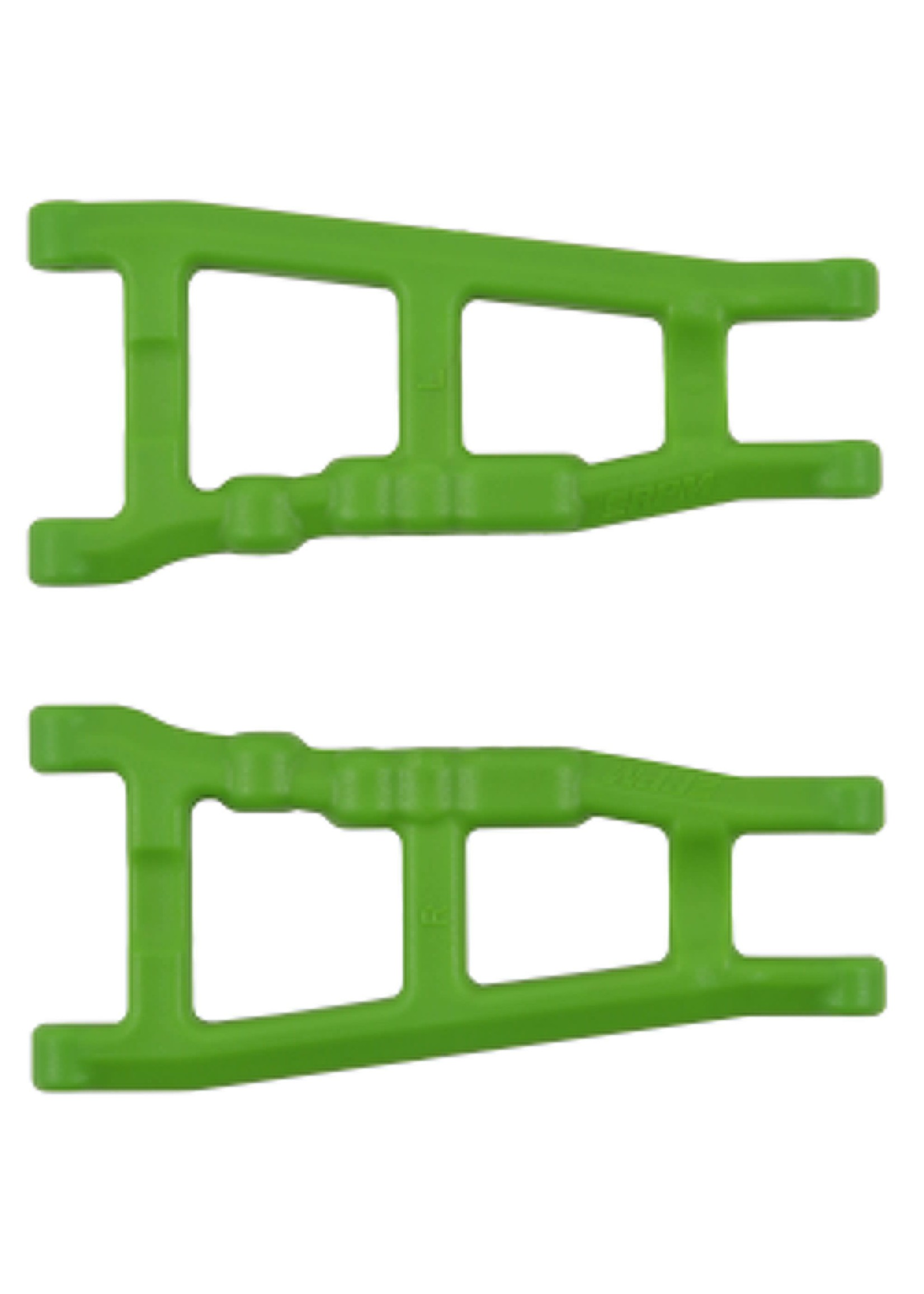 RPM RPM80704 RPM Front or Rear A-Arms for Traxxas Slash 4x4 and Rustler 4x4, Green