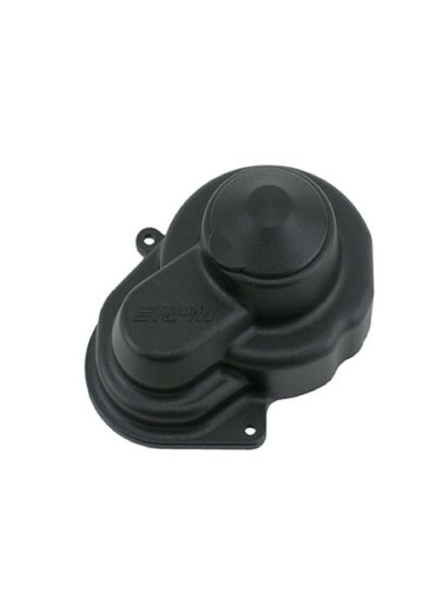 RPM RPM80522 RPM Sealed Gear Cover, for Traxxas e-Rustler/Stampede 2wd/Bandit/Slash, Black