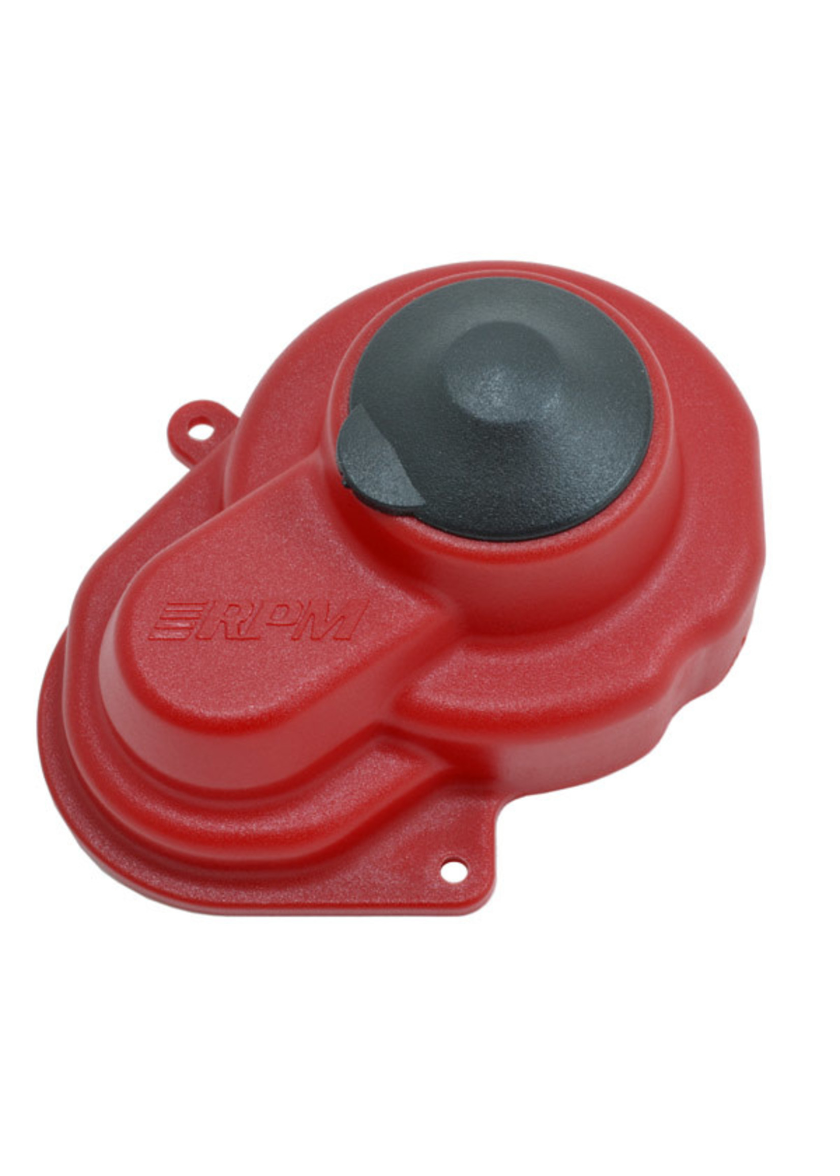 RPM RPM80529 RPM Sealed Gear Cover, for Traxxas e-Rustler/Stampede 2wd/Bandit/Slash, Red