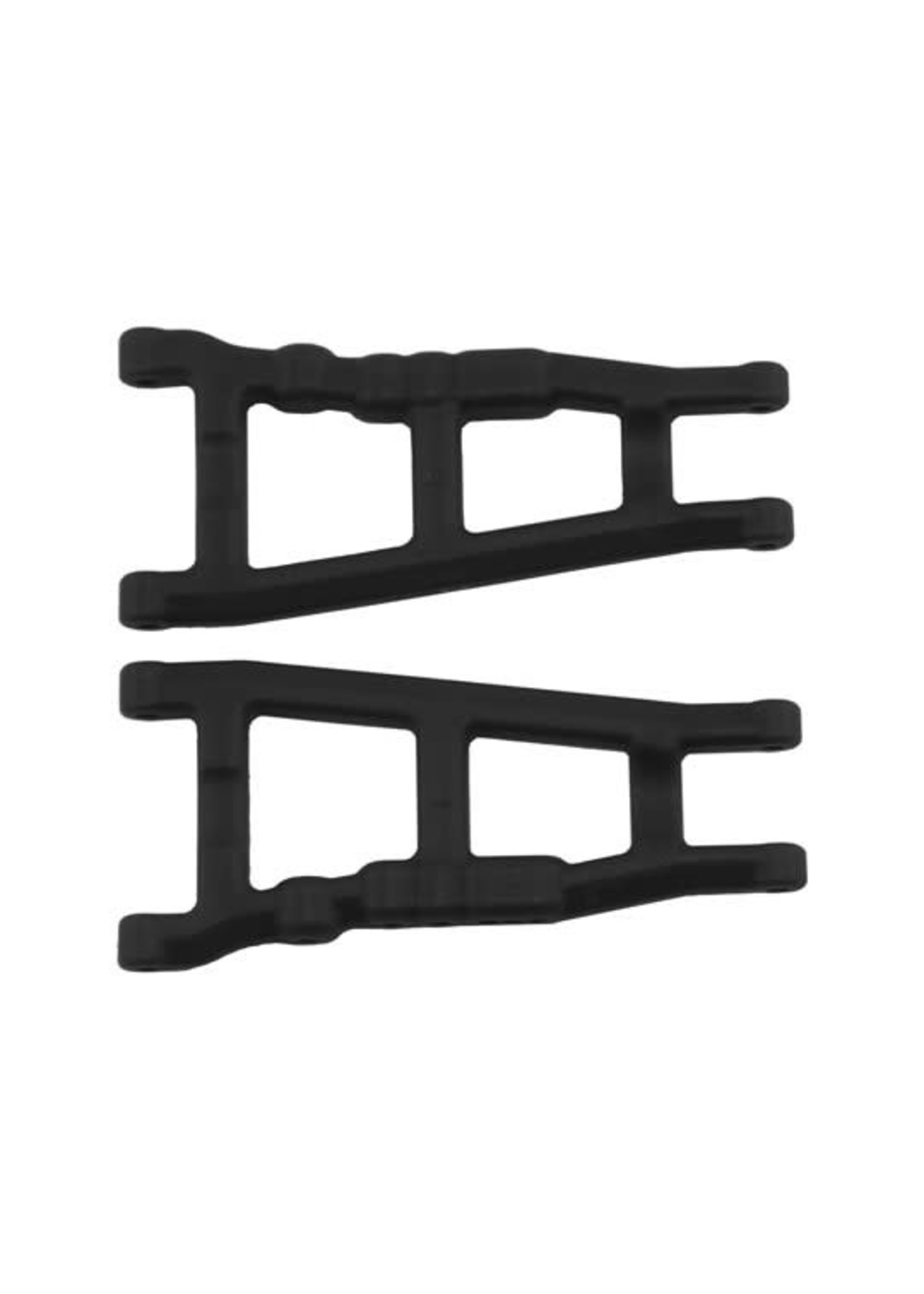 RPM RPM80702 RPM Front or Rear A-Arms for Traxxas Slash 4x4 and Rustler 4x4, Black