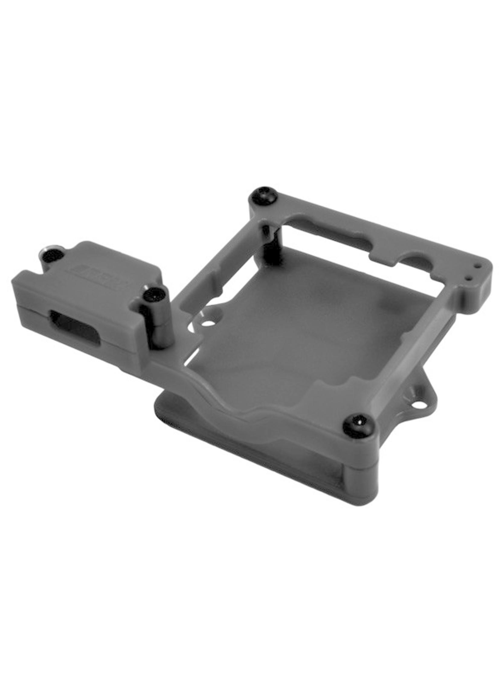 RPM RPM73272 RPM Black ESC Cage for Castle Sidewinder 3 & Sidewinder SCT ESCs