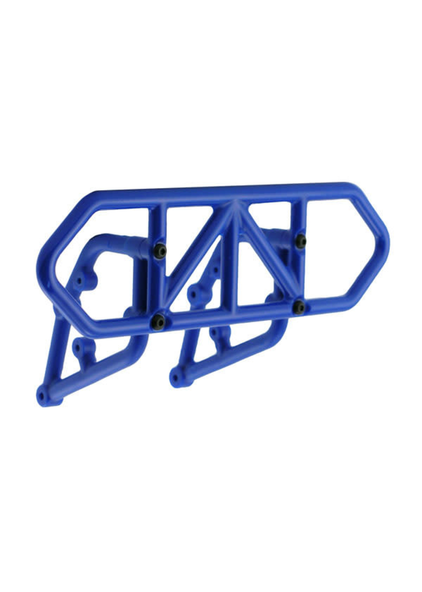RPM RPM81005 RPM Rear Bumper, for Traxxas Slash 2wd, Blue