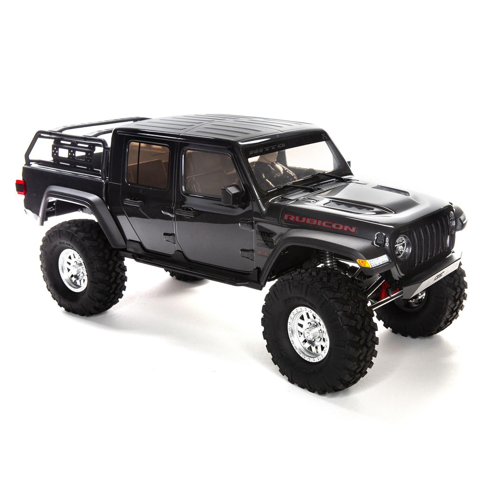 Axial AXI03006 1/10 SCX10 III Jeep JT Gladiator Rock Crawler with Portals RTR