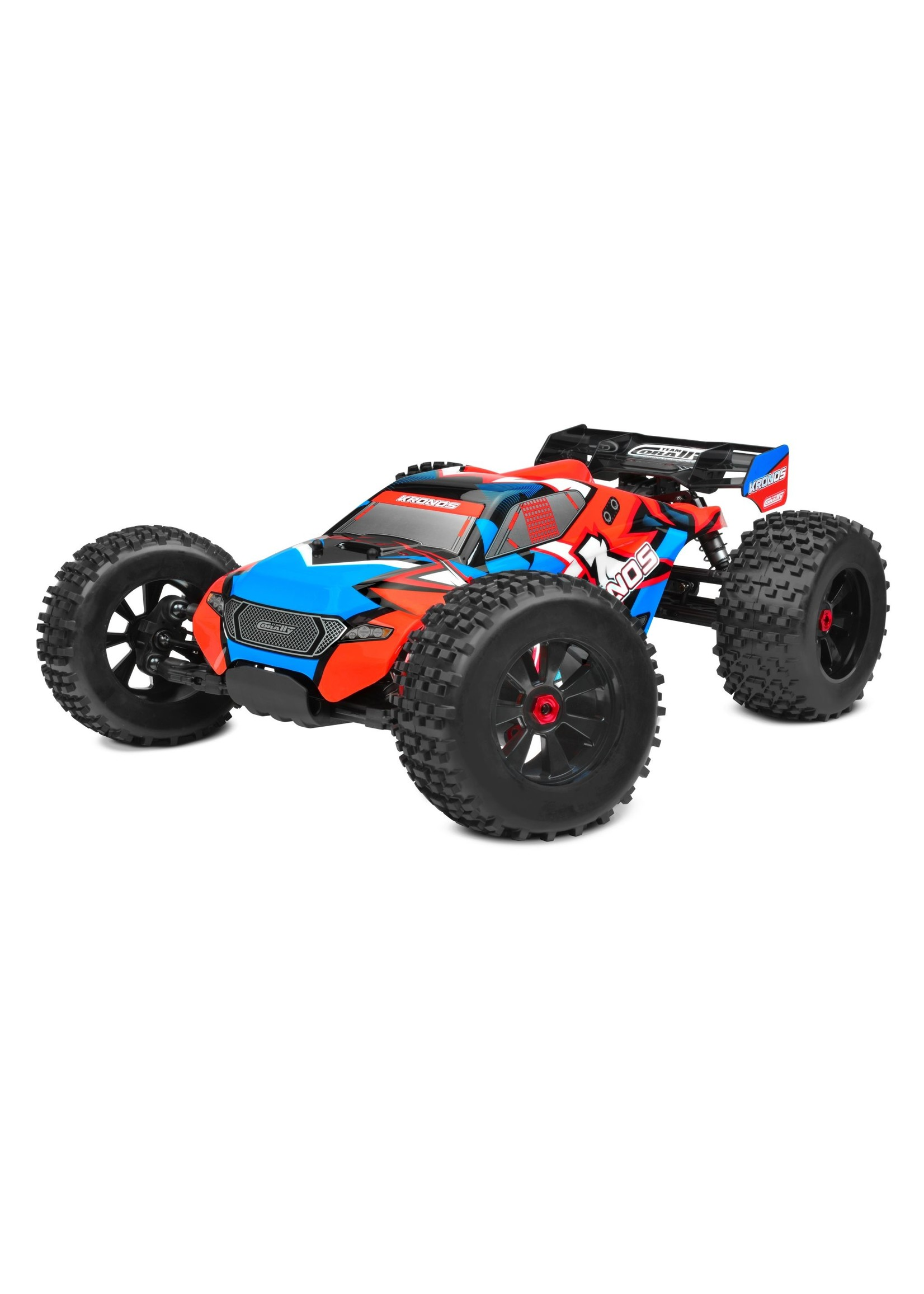 Team Corally COR00172 Team Corally 1/8 Kronos XP 4WD Monster Truck 6S Brushless RTR (No Battery or Charger)