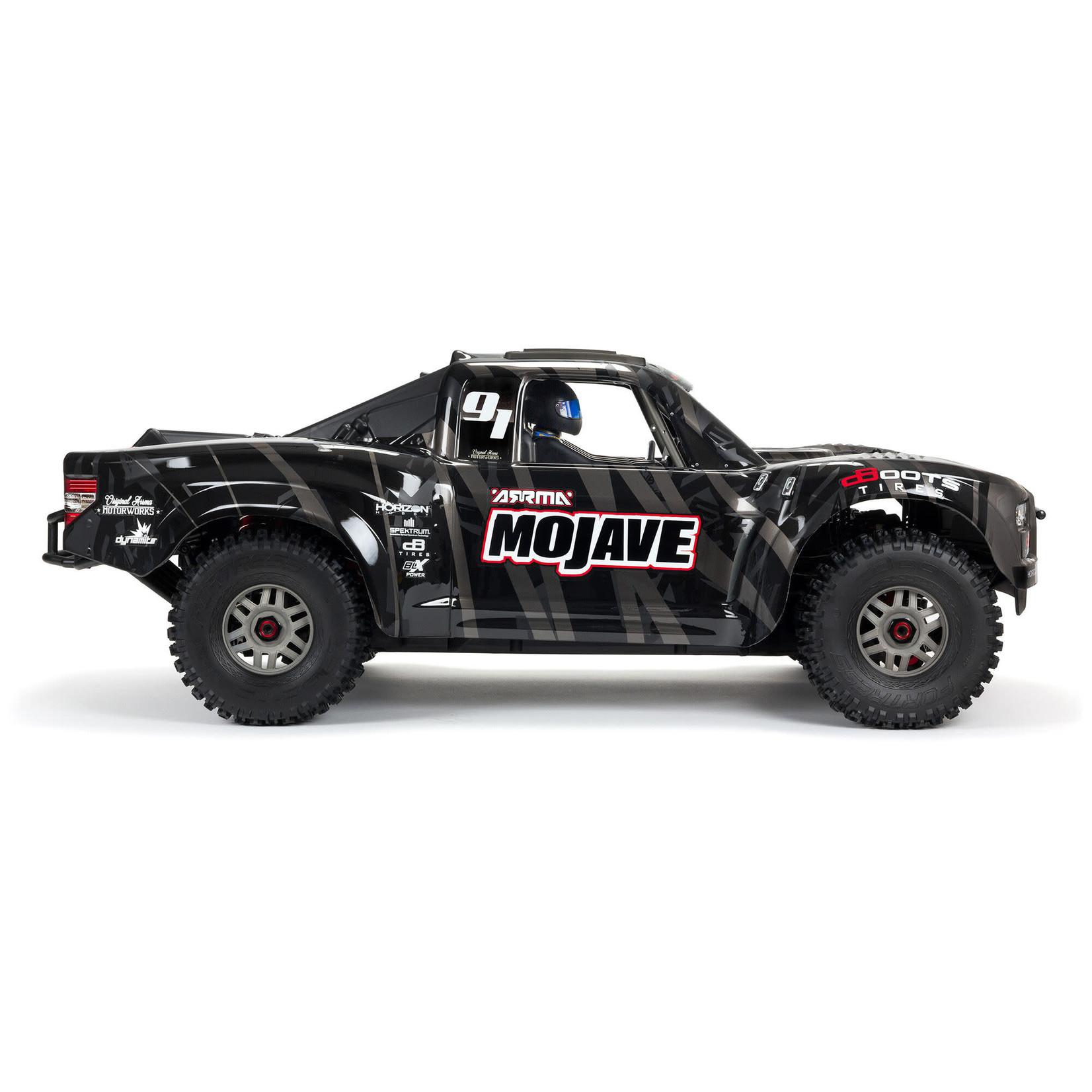 ARRMA ARA7204 Arrma Mojave 1/7th 4WD EXtreme Bash Roller Black