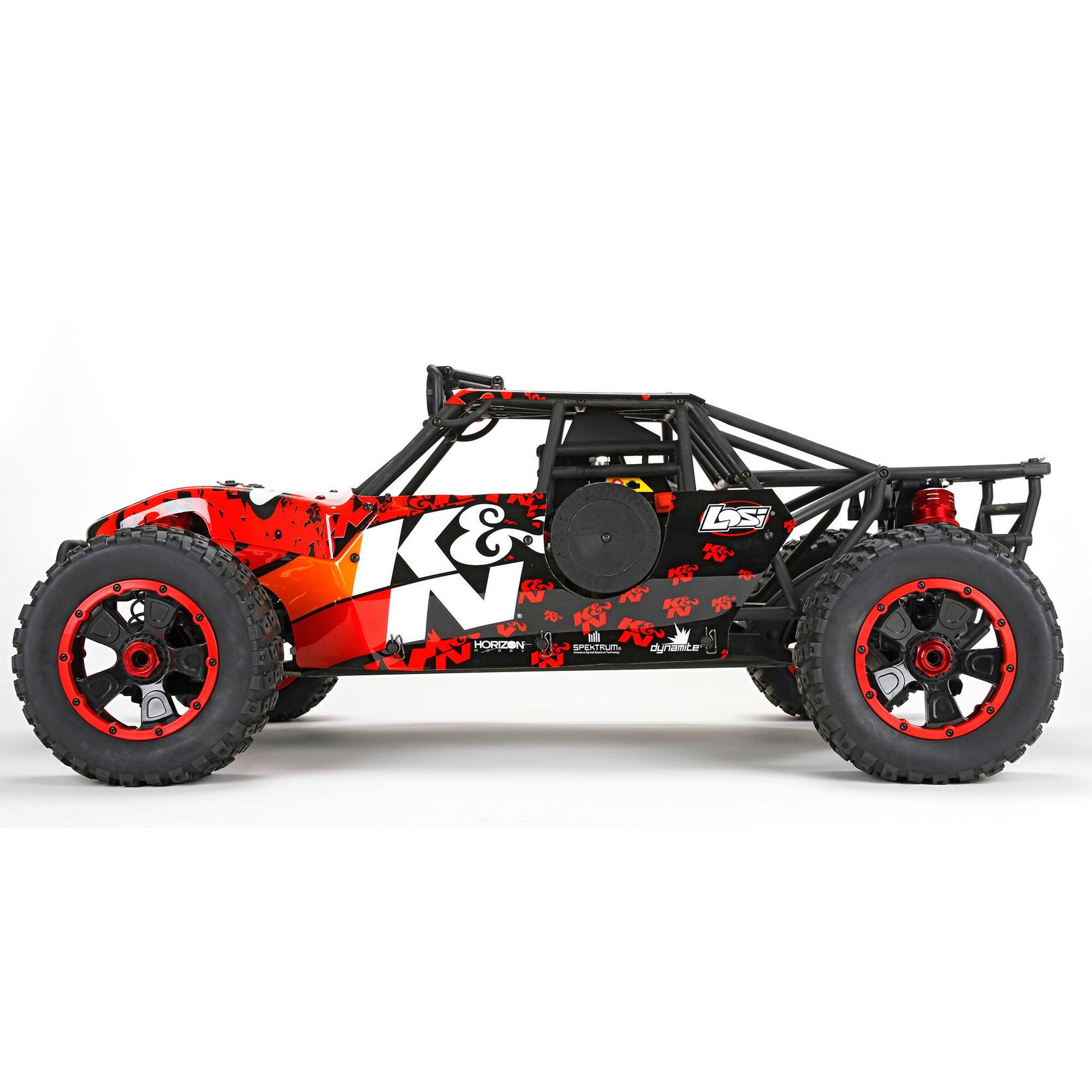 Losi LOS05010 Losi K&N DBXL: 1/5 4WD Buggy RTR