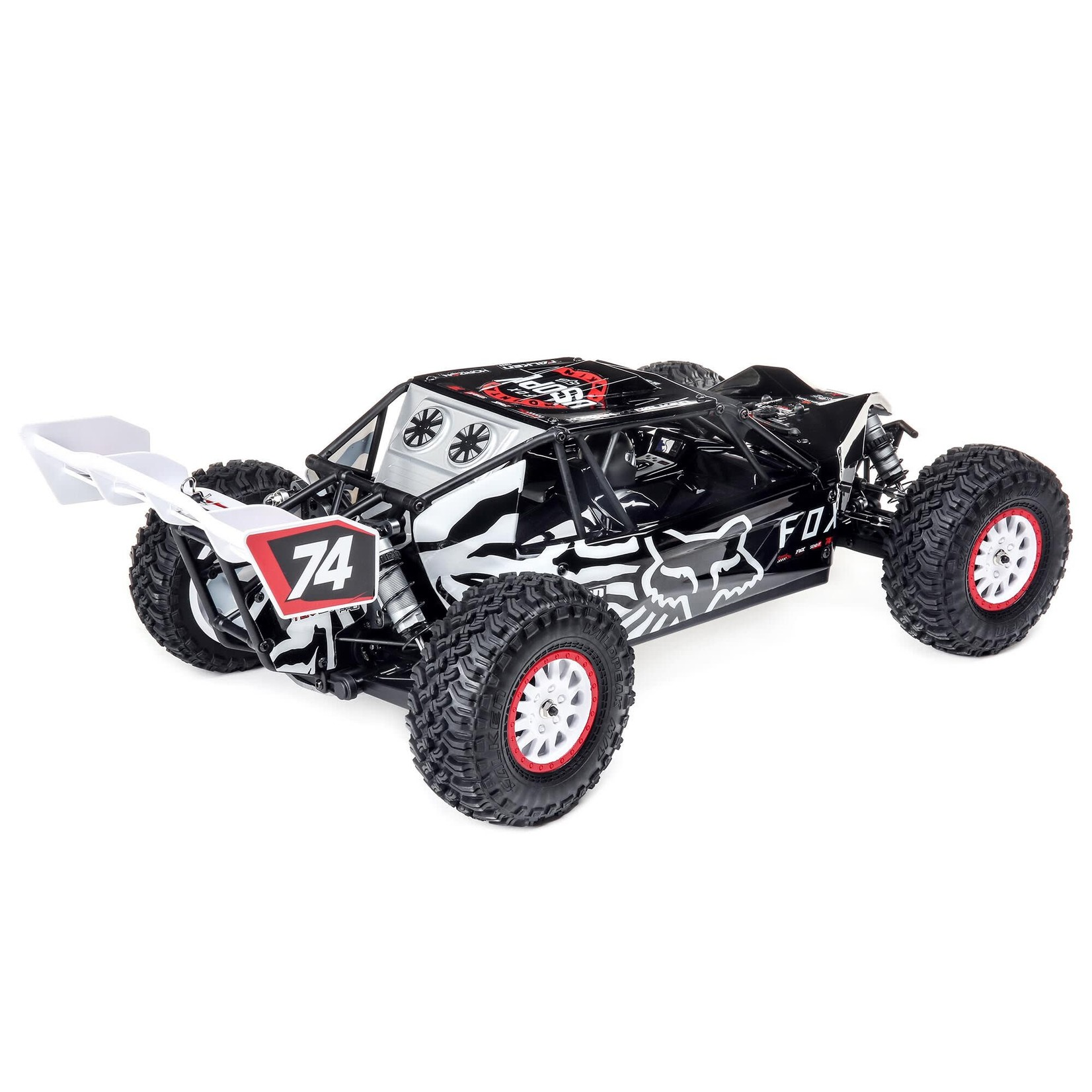 Losi LOS03027 Losi Tenacity DB Pro, 4WD Desert Buggy Brushless RTR with Smart