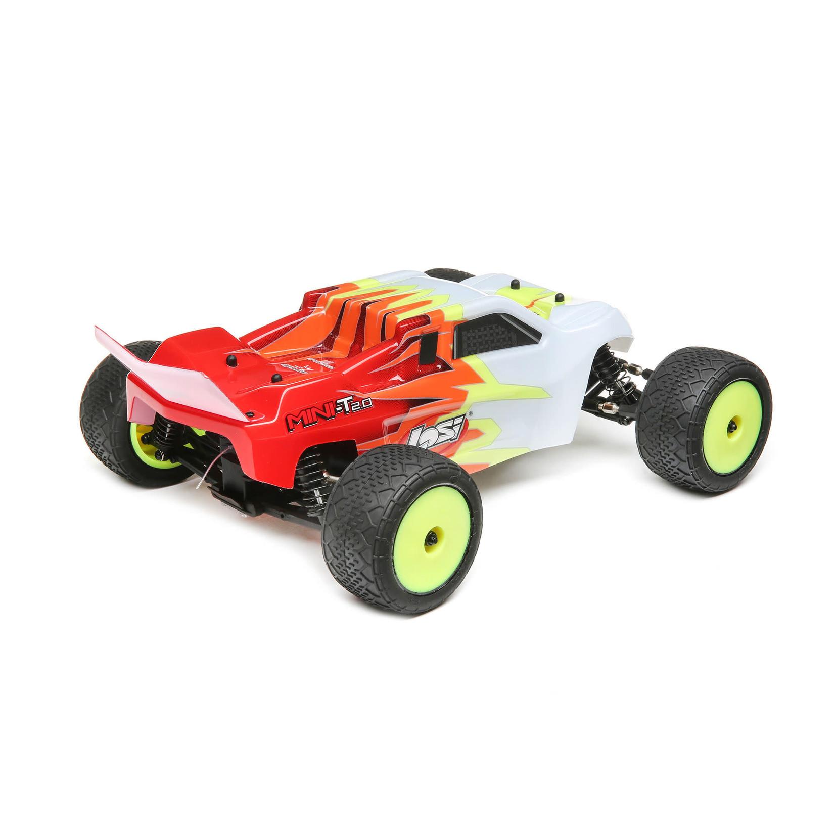 Losi LOS01015 Losi Mini-T 2.0 RTR: 1/18 2WD