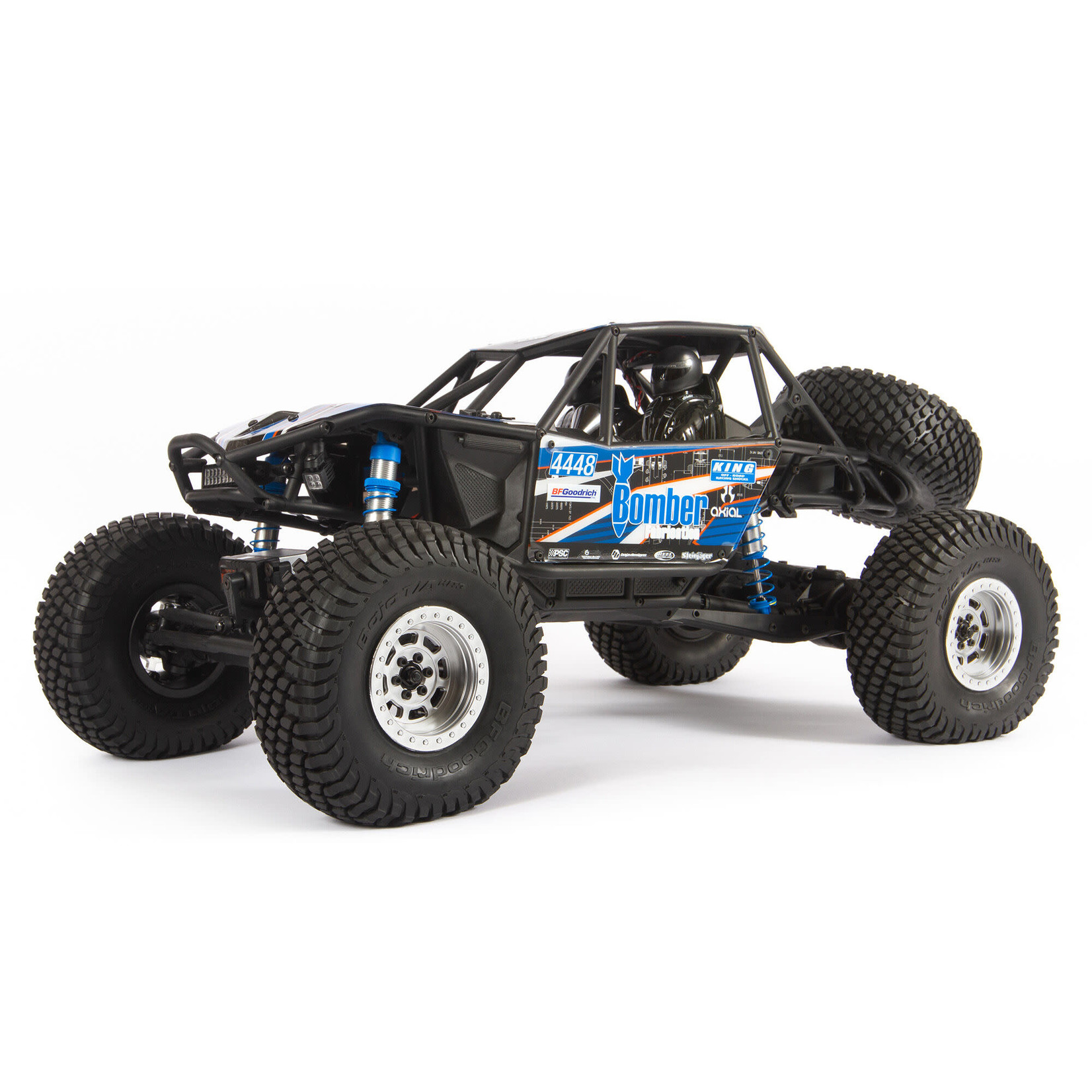 Axial AXI03016 Axial RR10 Bomber 1/10th 4wd RTR