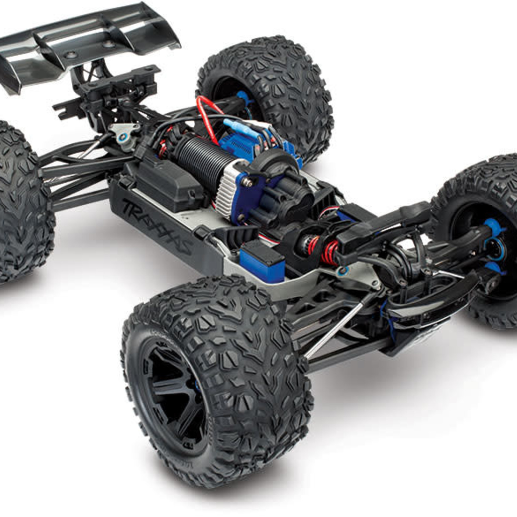 Traxxas TRA86086-4 Traxxas E-Revo VXL Brushless: 1/10 Scale 4WD Brushless Electric Monster Truck with TQi 2.4Ghz Traxxas Link Enabled Radio System And Traxxas Stability Management (TSM)