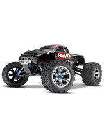 Traxxas TRA53097-3 Traxxas Revo 3.3: 1/10 Scale 4WD Nitro-Powered Monster Truck (with Telemetry Sensors) with TQi 2.4Ghz Radio System, Traxxas Link Wireless Module, And Traxxas Stability Management (TSM)