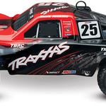 Traxxas TRA59076-3 Traxxas Slayer Pro 4X4:1/10-Scale Nitro