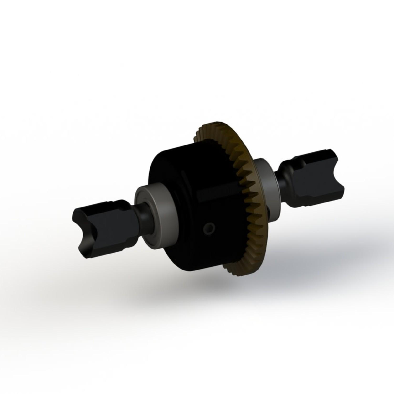ARRMA AR220041 Arrma Diff Set Front/Rear 43T Spiral Kraton