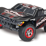 Traxxas TRA44056-3 Traxxas Nitro Slash: 1/10-Scale Nitro-Powered 2WD Short Course Racing Truck with TQi Traxxas Link Enabled 2.4Ghz Radio System And Traxxas Stability Management (TSM)
