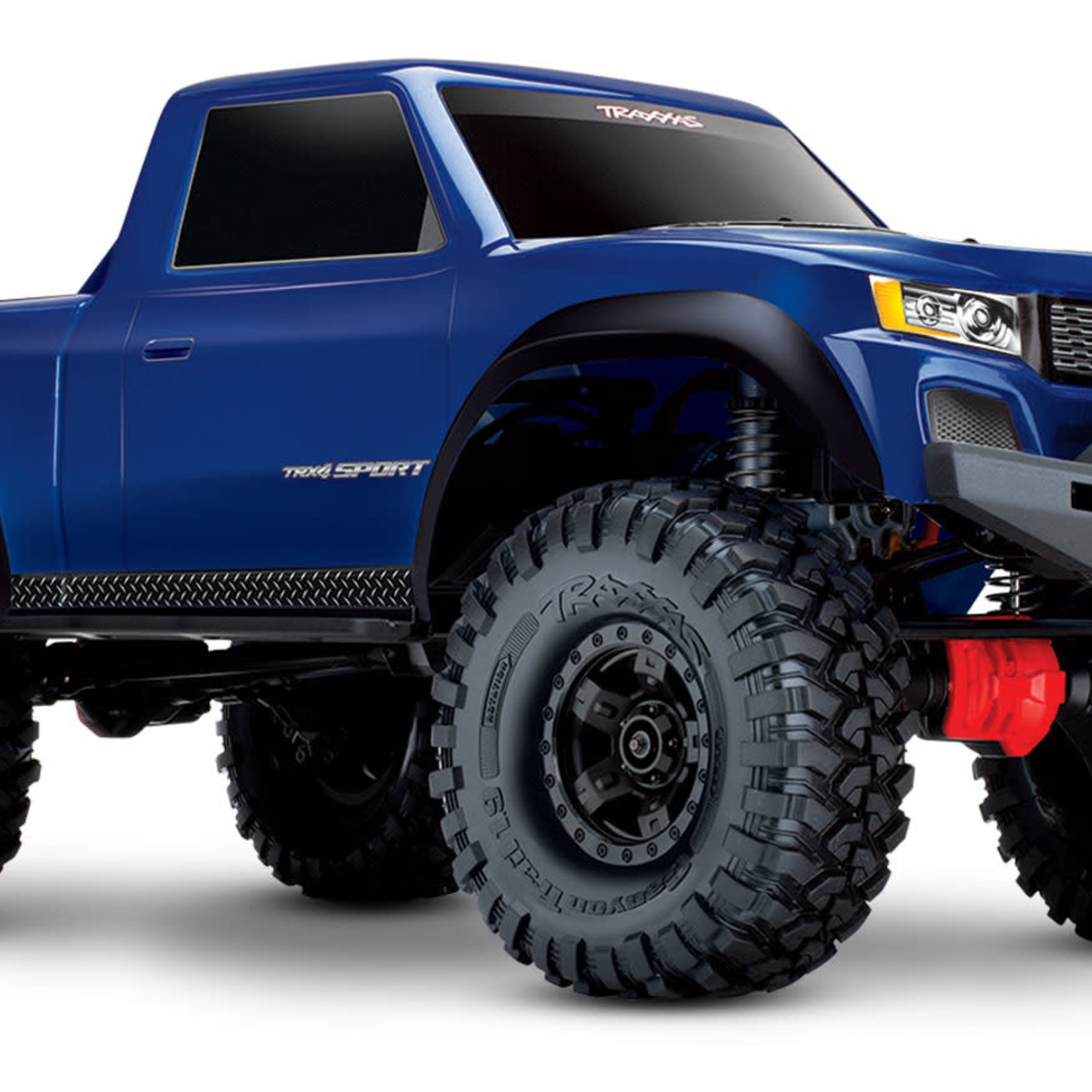 Traxxas Traxxas TRX-4 Sport: 4WD Electric Truck