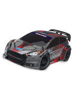 Traxxas TRA74054-4-R5 Traxxas Ford Fiesta ST Rally:  1/10 Scale Electric Rally Racer with TQ 2.4GHz radio system