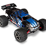 Traxxas TRA71076-3 Traxxas E-Revo VXL: 1/16-Scale 4WD Racing Monster Truck with TQi Traxxas Link Enabled 2.4Ghz Radio System & Traxxas Stability Management (TSM)