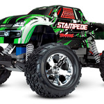 Traxxas TRA36054-1 Traxxas Stampede: 1/10 Monster Truck