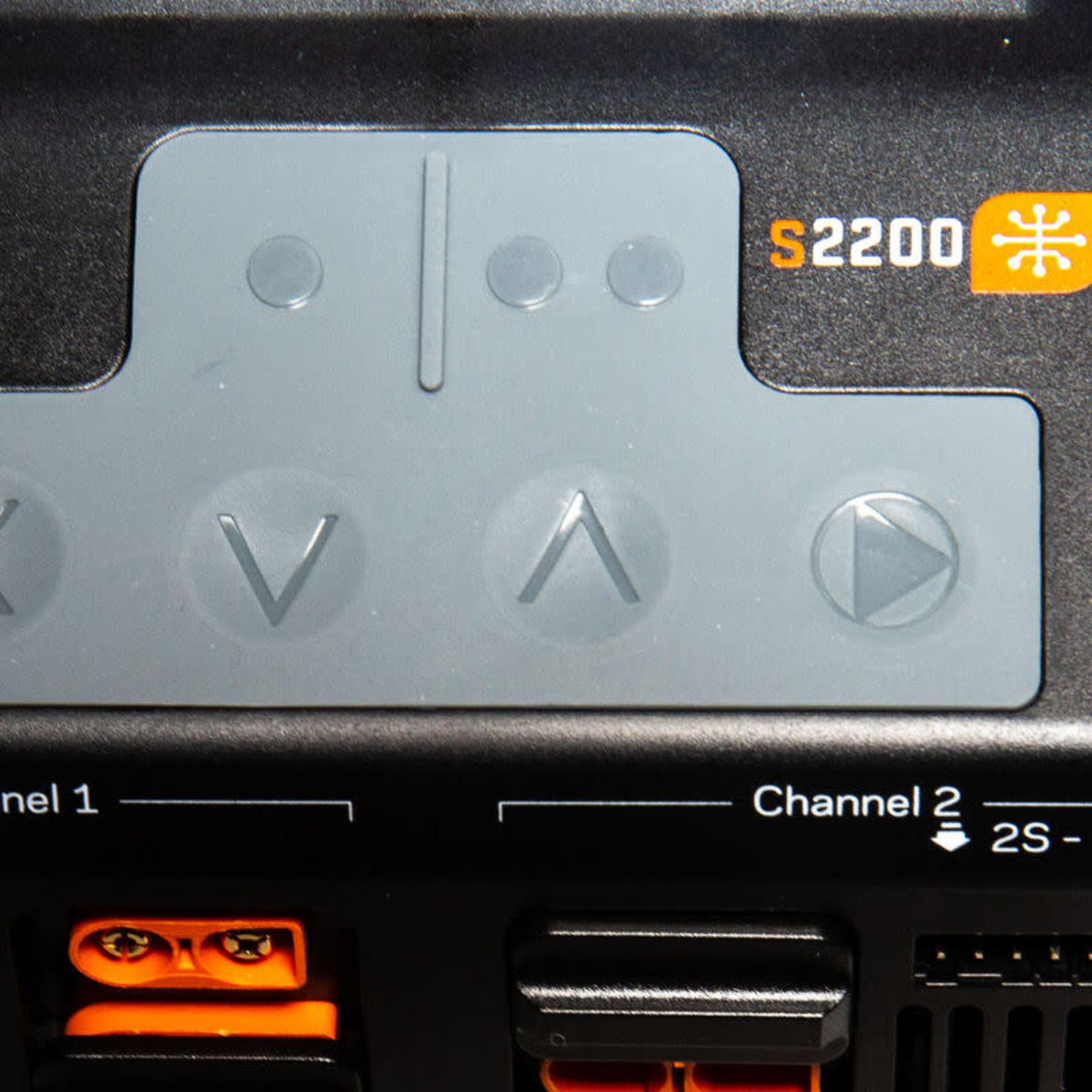 Spektrum SPMXC2010 Spektrum S2200 G2 AC 2x200W Smart Charger