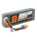 Spektrum SPMX50002S50H3 Spektrum 5000mAh 2S 7.4V 50C Smart LiPo Hardcase