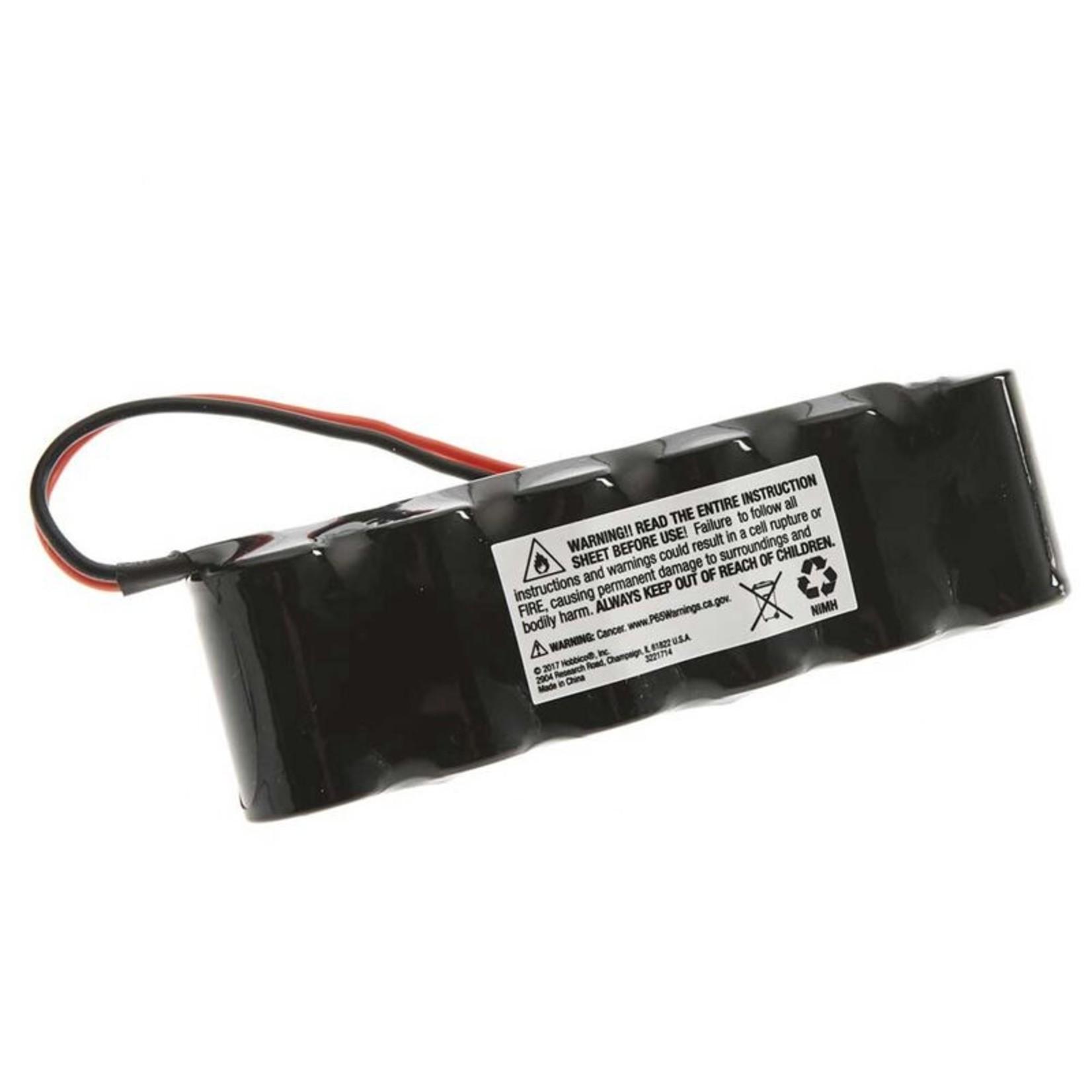 Onyx ONXP5137 Onyx NiMH 7.2V 1300mAh 2/3A Flat Mini Plug