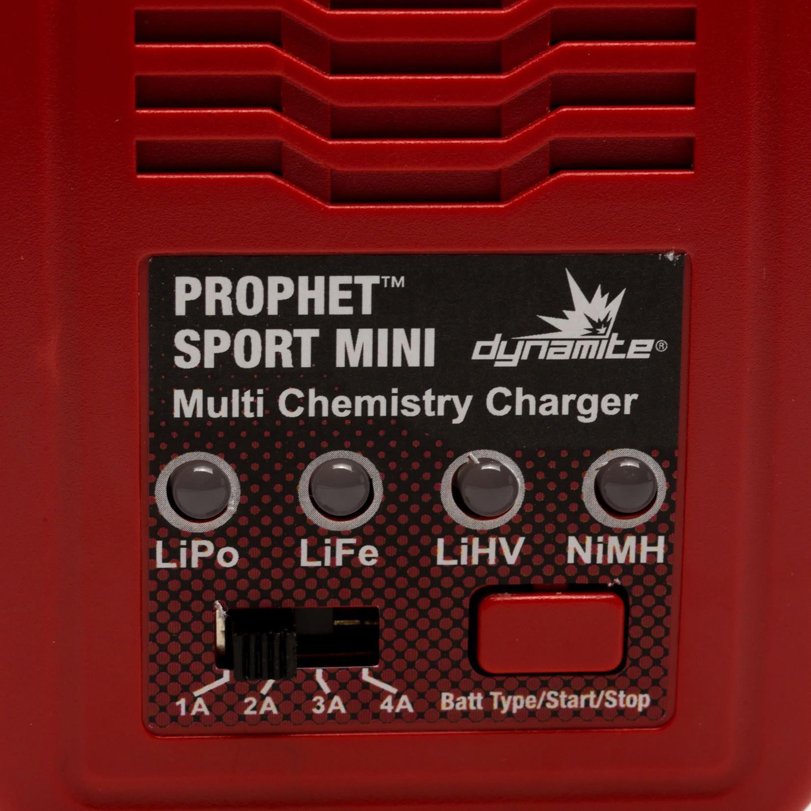 Dynamite DYNC2030 Dynamite Prophet Sport Mini Charger 50W