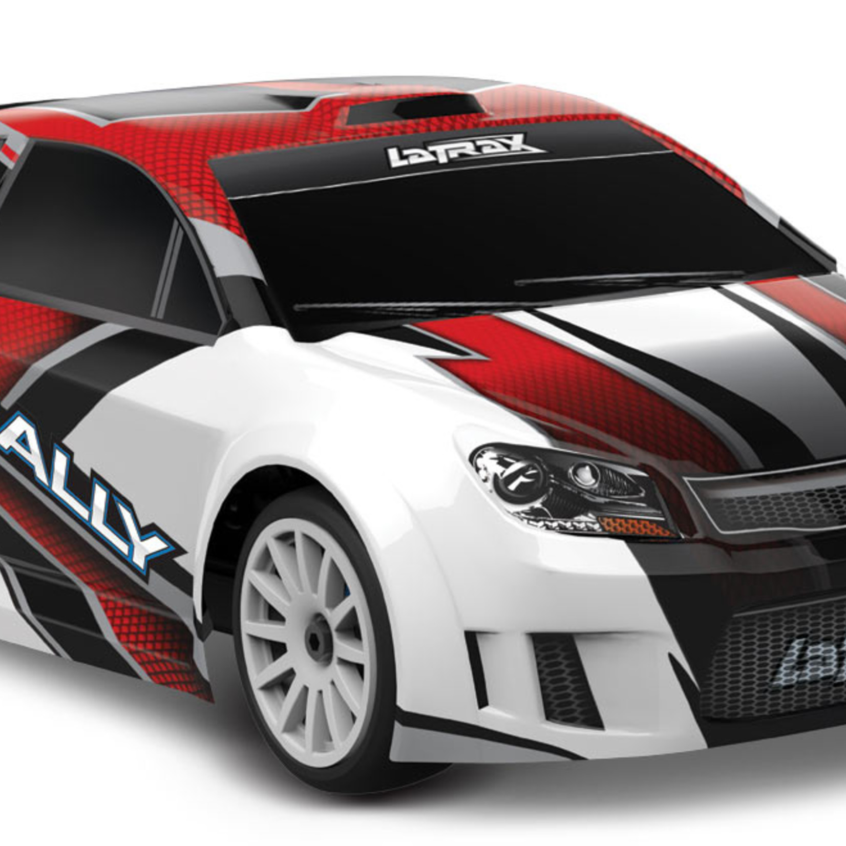Traxxas TRA75054-5 LaTrax Rally: 1/18 Scale 4WD Electric