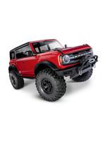 Traxxas TRA92076-4 Traxxas TRX-4 2021 Ford Bronco: 1/10 4WD Electric Truck