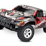 Traxxas TRA58024 Traxxas Slash: 1/10-Scale 2WD SCT with TQ 2.4GHz radio (no Battery/Charger)