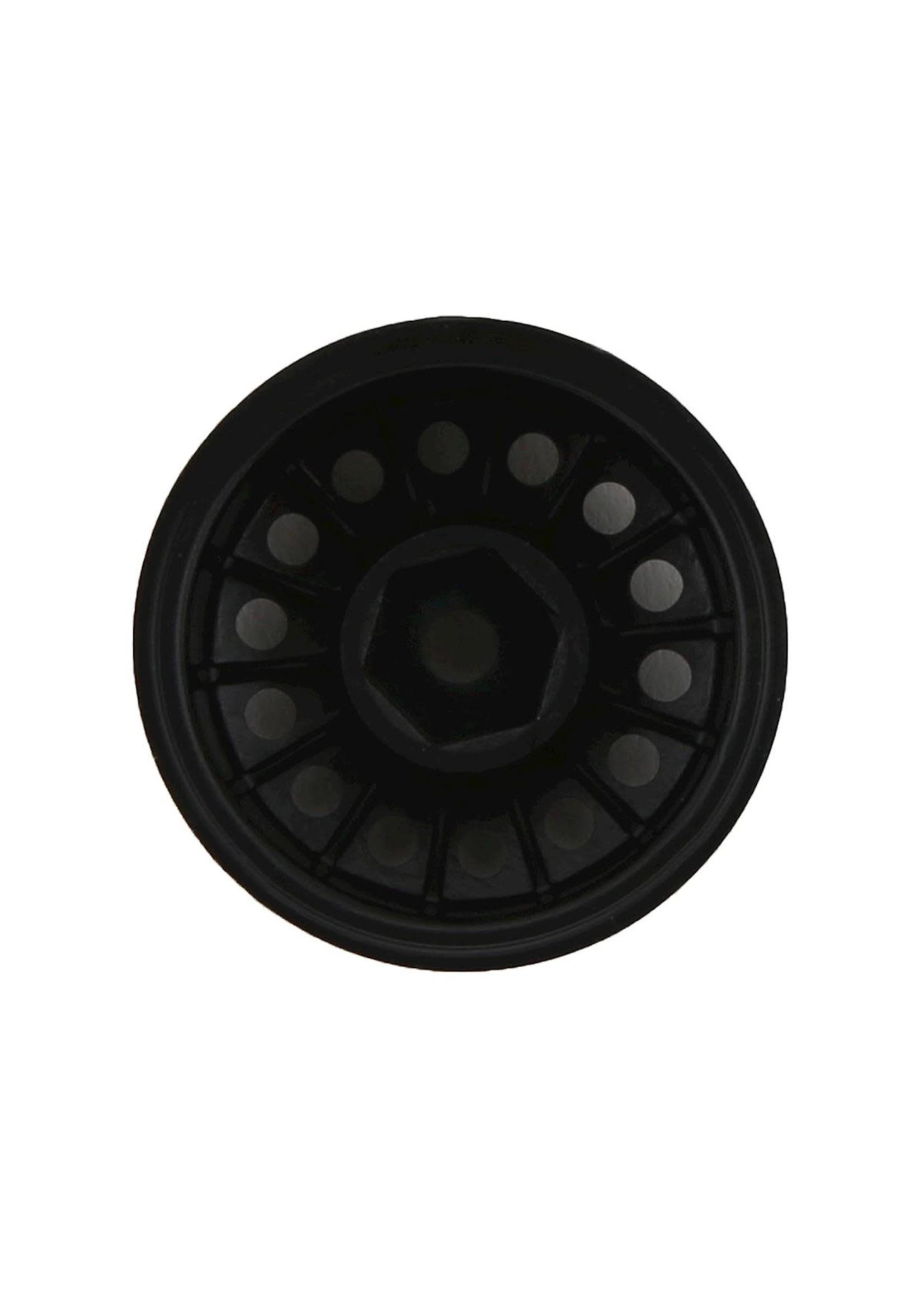 Axial AXI40000 Axial 1.0 Method MR307 Hole Wheels (4pcs): SCX24
