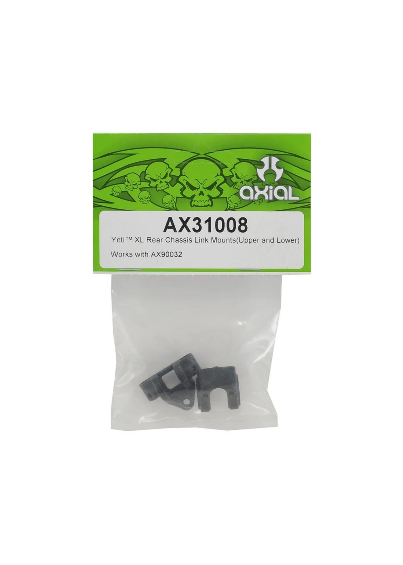 Axial AXI31008 Axial Rear Chassis Link Mounts Yeti, Score, Yeti XL