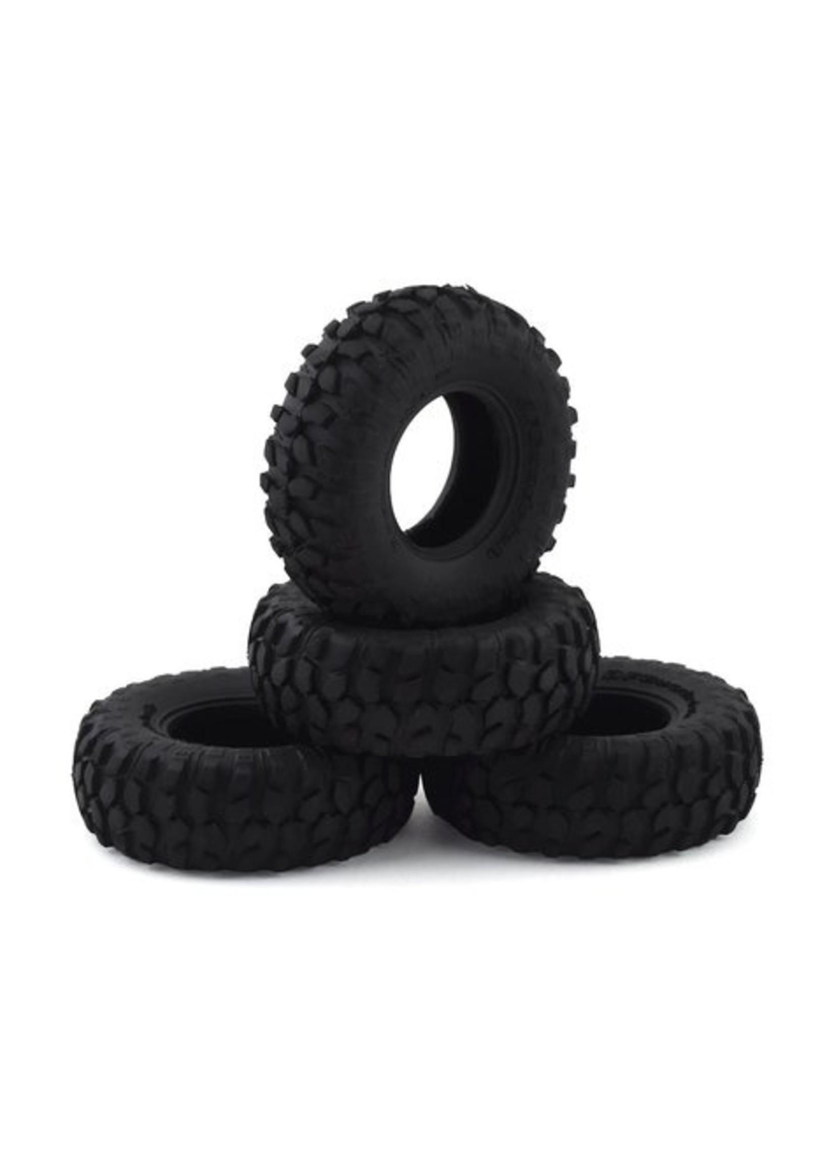 Axial AXI40001 Axial 1.0 BFGoodrich Krawler T/A Tires (4pcs): SCX24